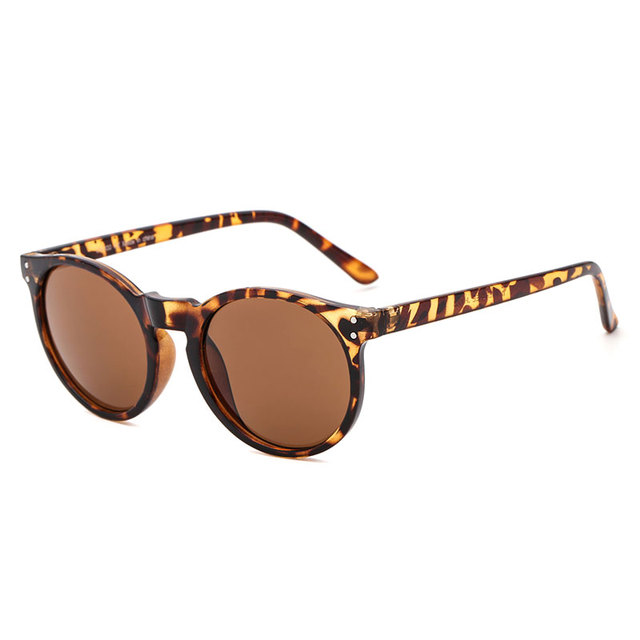 Seertree round womans Sunglasses 3