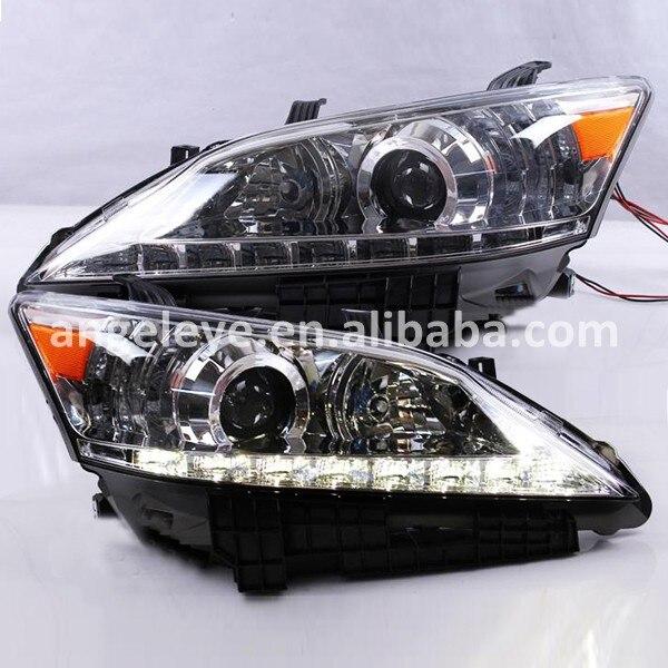 2007 To 2012 Year For Lexus ES350 EX350 Car Led Headlight