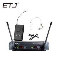 Бесплатная доставка наивысшего качества для ETJ PGX24 SM 58 бета 58 58A Тип Беспроводной системы караоке профессиональный микрофон сцене КТВ DJ