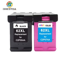 Compatible for 62XL Ink Cartridge for hp62 62 5640 5660 7640 5540 5544 5545 5546 5548 Officejet 5740 5741 5742 5743