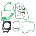 For HONDA CRF250 CRF 250 Motorcycle Engine Crankcase Covers Cylinder Gasket kits set