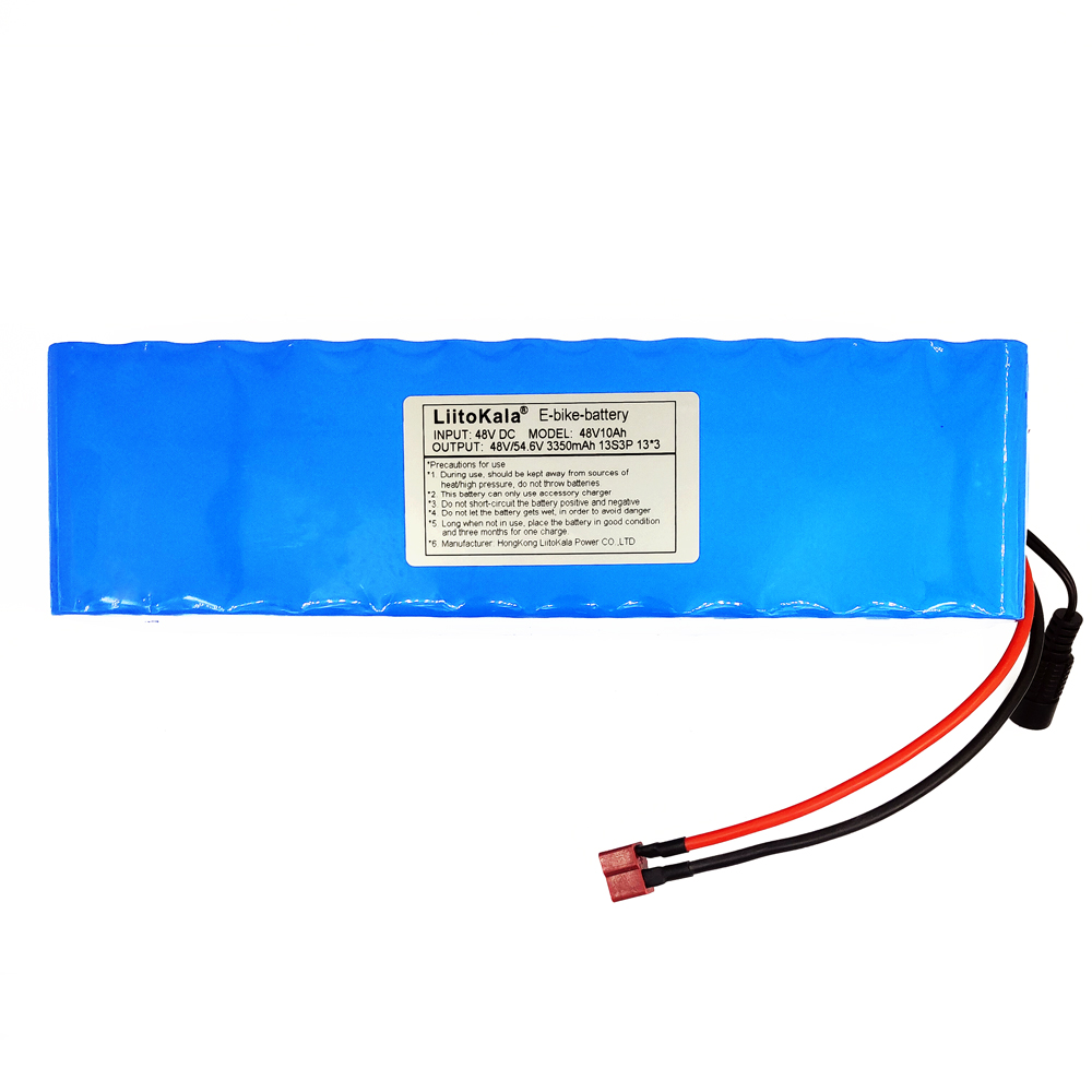 Image 3 - LiitoKala 48V 10ah 13s3p High Power 18650 Battery Electric Vehicle Electric Motorcycle DIY Battery BMS Protection-in Battery Packs from Consumer Electronics