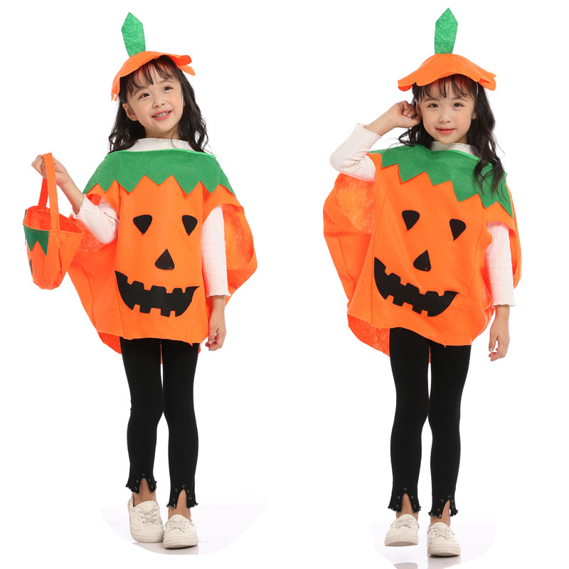 halloween costume children adult pumpkin costume cosplay role playing fruit set pumpkin bag sets on aliexpresscom alibaba group