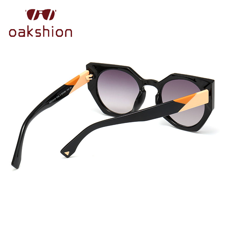 oakshion Womens Oversized Butterfly Sunglasses Women Brand Designer Round Cat Eye Sun Glasses Fashion Male Female Shades UV400 in Women 39 s Sunglasses from Apparel Accessories