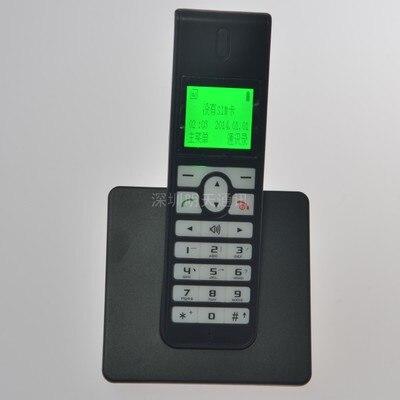 Téléphone portable GSM avec combiné sans fil 850/900/1800/1900 MHZ, téléphone GSM pour utilisation de montagne à distance de mine familiale de bureau