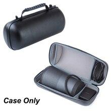 Портативный молния Путешествия Жесткий сумка защитную крышку коробка для хранения для Bose SoundLink вращаются + плюс дополнительное пространство для plug Кабели