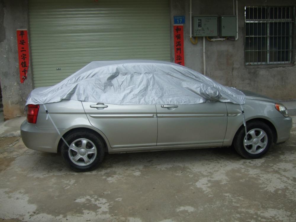 Car-Cover-Prevent-Heat-Cold-Sun-Rain-Snow-Dustproof-Half-Auto-Cover-For-Ordinary-Sedan-Pickup (1)