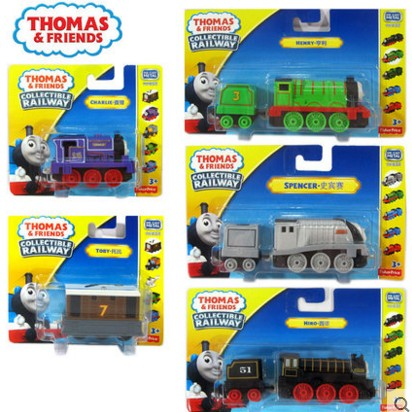 new style 1:64 Diecast model Thomas and friends with hook trainmaster racing raul ,racing ivan,streamlined thomas,yong-bao