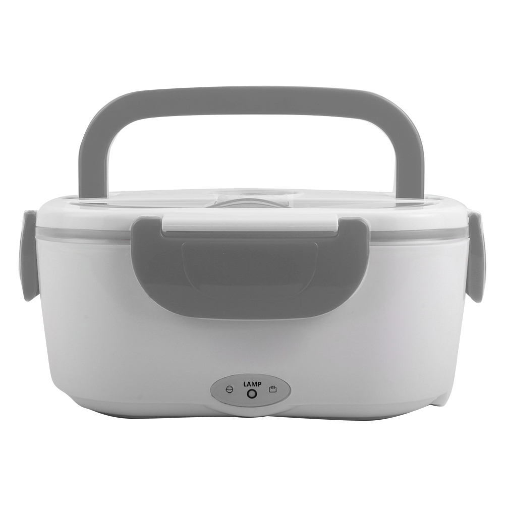 Lunch Box Food Container Portable Electric Heating Food Warmer Heater Car Charging Rice Container Dinnerware Sets for Home|Rice Cookers| |  - title=