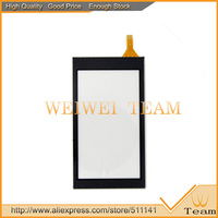 NEW Original 4 Inch LQ040T7UB01 Touch Screen Digitizer For Garmin Montana GPS Touch Panel Replacement Glass