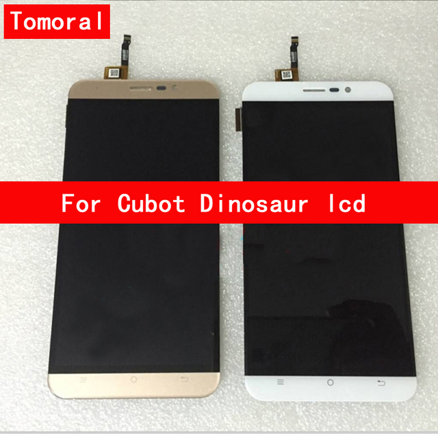 100% Original For Cubot Dinosaur LCD  Display Touch Screen Digitizer Replacement Ffree Shipping