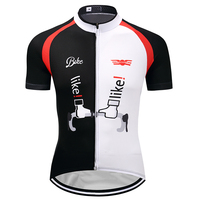 Crossrider Summer Mens Funny Short Cycling Jersey Mtb Bicicleta Clothing Quick Dry Bike Clothes Ropa Ciclismo