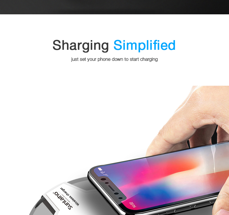 Qi Wireless Charger 5W/10W Suntaiho phone charger wireless Fast Charging Dock Cradle Charger for iphone samsung xiaomi huawei P3-in Wireless Chargers from Cellphones & Telecommunications on Aliexpress.com | Alibaba Group 17