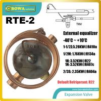 RTE 2 TEV fazer a temperatura do refrigerante cai subitamente e produz efeito de resfriamento no interior do evaporador thermostatic mixer for shower valve cock valve tire -