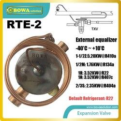 RTE-2 today's english version sprawiają  że temperatura czynnika chłodniczego spada w dół  nagle i zapewnia efekt chłodzenia wewnątrz parownika