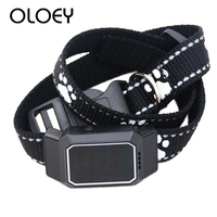 Original Pet Smart Mini GPS Tracker Dog Collar For Pet Dogs Cats Tracing Locator GPS Tracking Device Anti Lost Tracer D35
