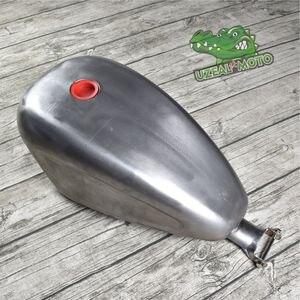 Карбюратор для мотоцикла Harley 883, конвертация в увеличение, ретро, принц, EFI, 14,4 л, топливный бак, масляный бак