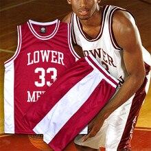 7ddd6c560b06 LOWER MERION 33 Kobe Bryant Basketball Jerseys Shorts Set Training Sports  Suit(China)