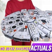 LEPIN 05132 7541Pcs Ultimate Collector S Model Destroyer Star Series Wars Building Blocks Bricks Children Toys