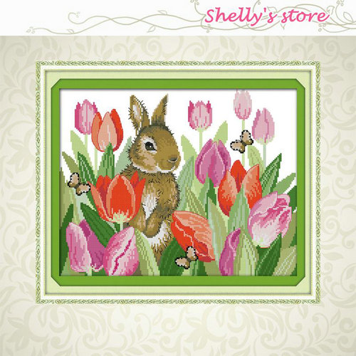 Needleworkdiy Dmc Cross Stitchsets For Embroidery Kits The