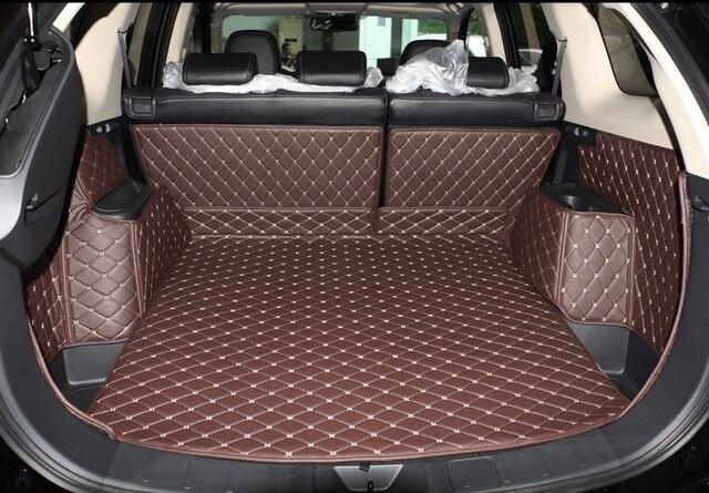 Good Special Trunk Mats For Mitsubishi Outlander 5seats 2018