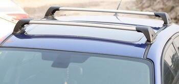 1 pair Giá crossbars Roof rack thanh cơ thể Chính hợp kim nhôm Cho BMW X3 2004-2016