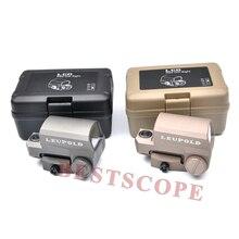 Neue Verbesserte Leupolded LCO Red Dot Sight Jagd Scopes Holografica Taktische Zielfernrohr Passt in Jede 20mm Schiene Montieren Softair Pistole