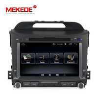 Free shipping! Android 8.0 Car multimedia Navigation GPS DVD player for Kia sportage 2011 2012 2013 2014 2015 wifi bluetooth FM