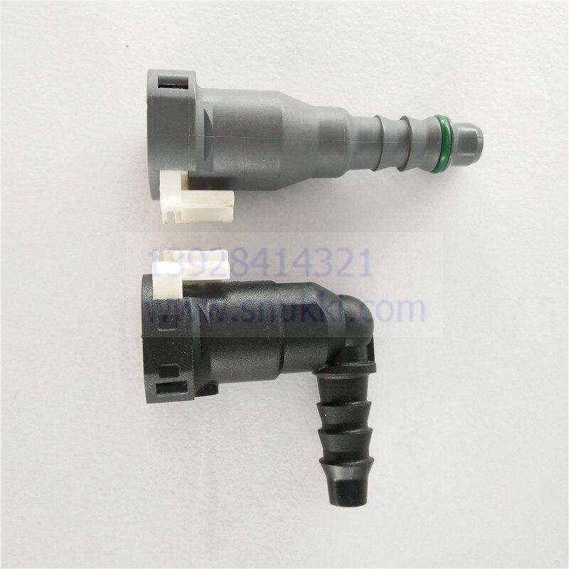 7.89mm ID6 SAE 5/16 Kütusetoru liitmik Kütusetoru kiirliides - Auto salongi tarvikud - Foto 5
