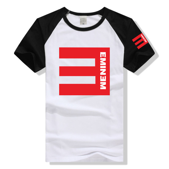 E Uomini Adult Manica Donne T Shirt Corta Minuto Eminem Vestiti Al wXiulZkTOP