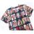 Mr.1991 marca 3D engraçado Obama t-shirt para meninos e meninas Nova 2017 estilo verão adolescentes camiseta crianças grandes 11-20 anos no máximo A37
