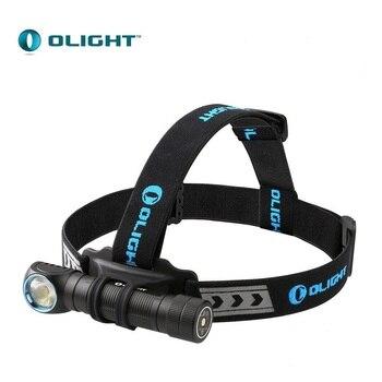 2017 New Olight H2R NOVA 2300 lumens Rechargeable Multi-use illumination Tool 18650 headlamp