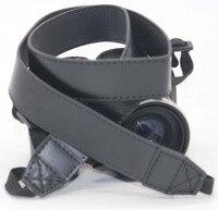 Pctc بو الجلود كاميرا الكتف ل يناسب جميع كاميرات slr d300 d400 D5 D7200 d7100 d7000 d90 D3X df D3500 أسود حزام حزام