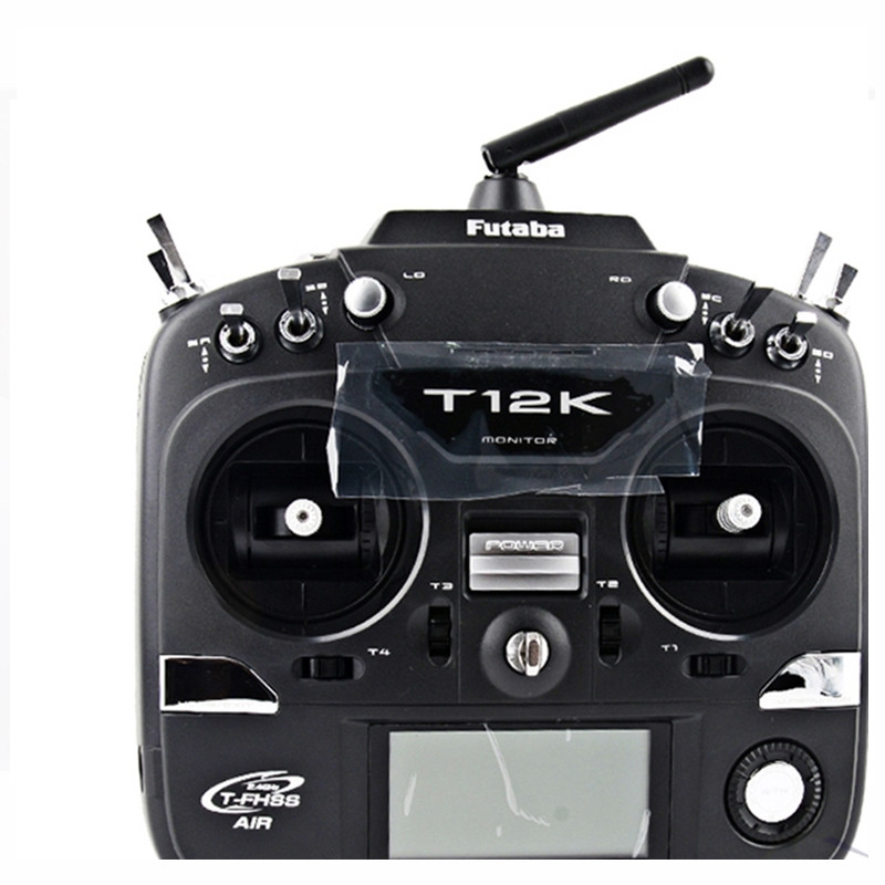 купить Tarot-RC Original FUTABA T12K 2.4G Remote Controller with R3008SB Receiver for helicopter