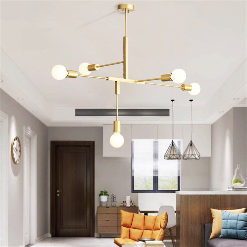 Europe chandeliers LED indoor lamp plated metal vintage bar shop modern dining ceiling decoretion lighting fixture no blubEurope chandeliers LED indoor lamp plated metal vintage bar shop modern dining ceiling decoretion lighting fixture no blub
