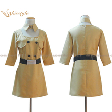 Kisstyle Fashion Hetalia: Axis Powers South Italy Romano Reversion Female Body COS Clothing Cosplay Costume,Customized Accepted