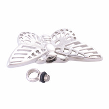 Butterfly Shaped Memorial Pendant