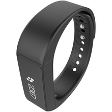 iwown i5 Plus Smart Bracelet Activity Tracker Passometer Sleep Monitor for Android IOS Touchpad