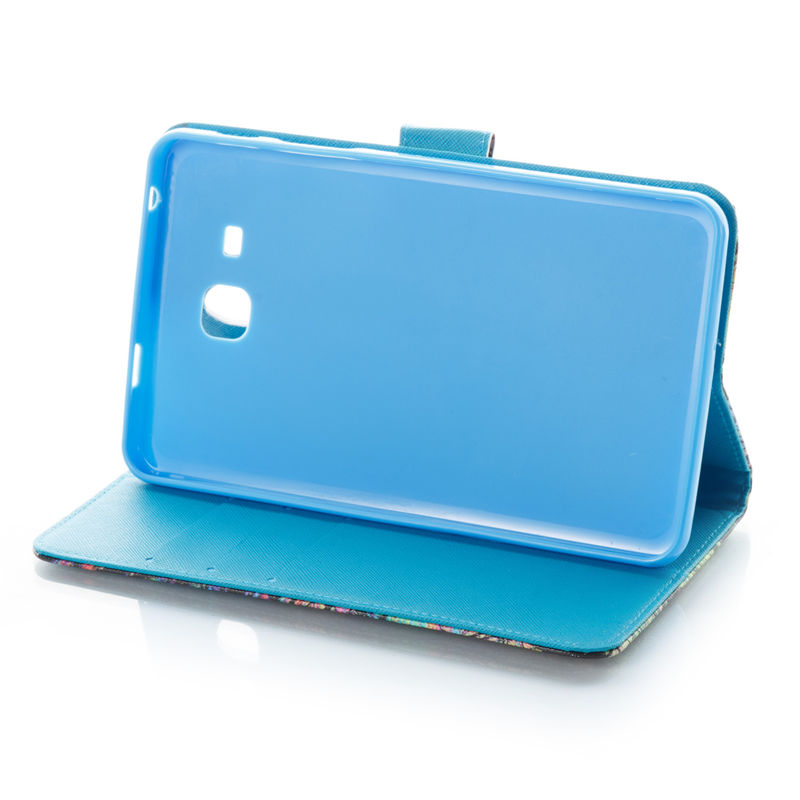 2016 Tab A6 7,0 чехол для Samsung Galaxy Tab A 7,0 T280 T285 SM-T280, чехол для планшета, модный раскрашенный флип-чехол-4