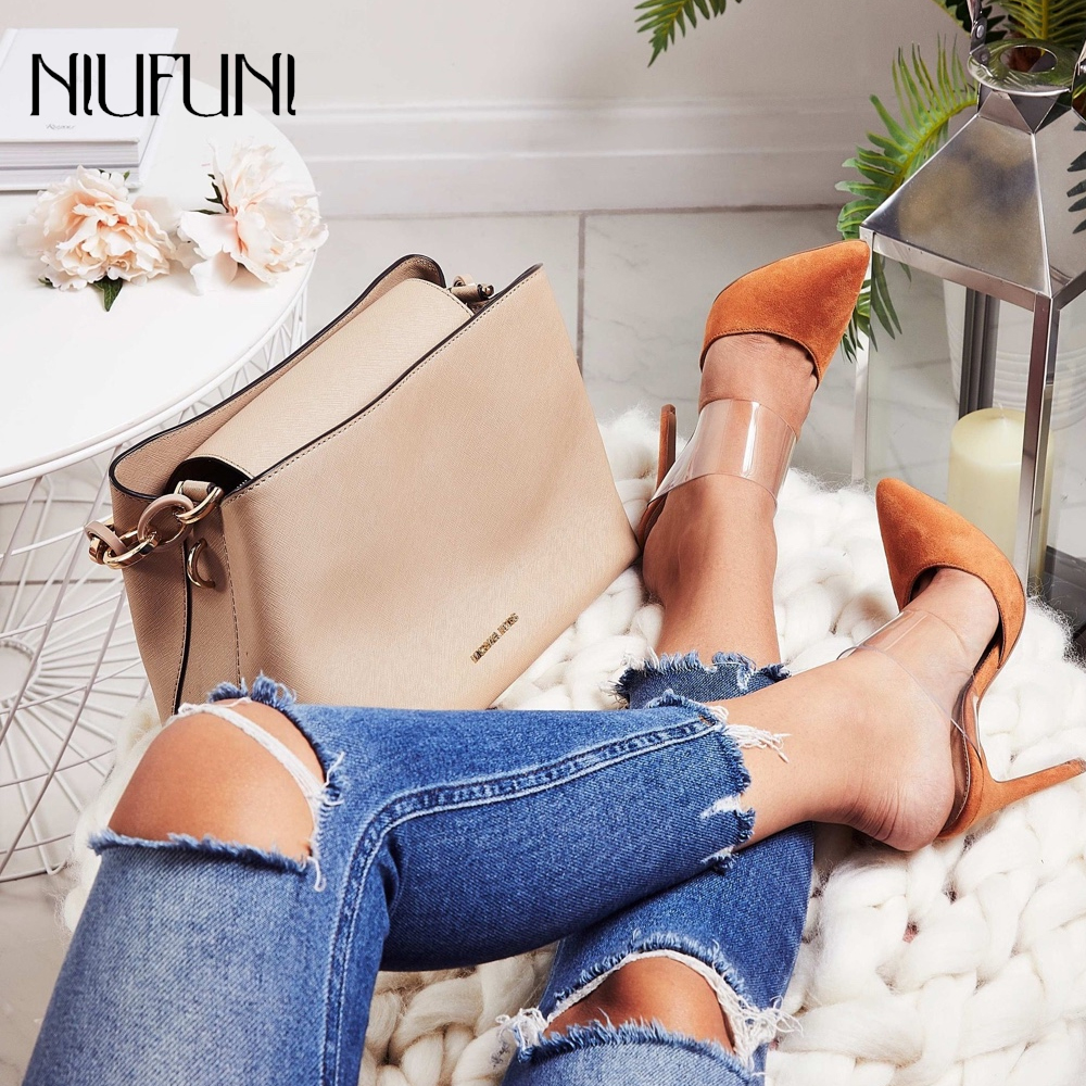 8b9674a21f8 Woman Flip Flop Slides Clear Slippers Fashion Clear Shoes Sandals PVC  Designer Shoes High Heels Open Toe Mule Comfortable Sandal