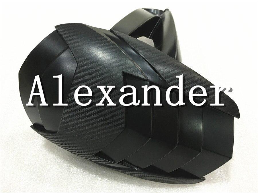 Обтекатель комплект задних обниматься крыло брызговик брызговик брызговик брызговик для BMW R1200GS 2007 2008 2009 2010 2011 2012 1200GS Р