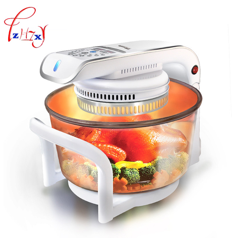 Home Use Microwave Oven Frying Pan Halogen Oven Air Fryer