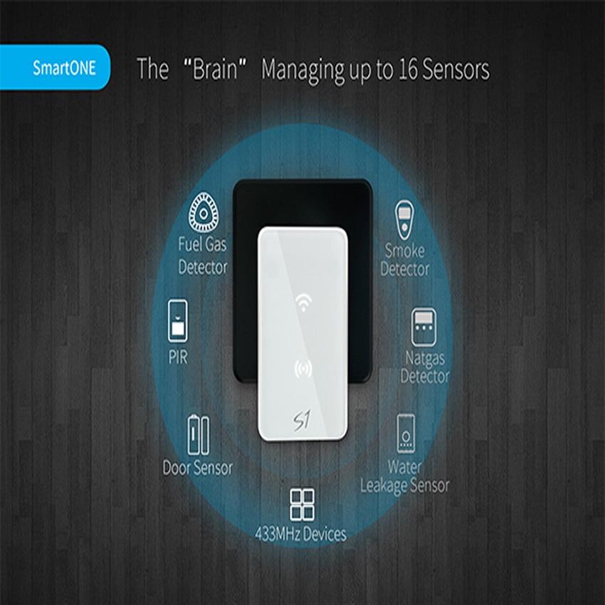 Senzori Smartlink S1 + 2 Senzori SmartONE Smart Sensor za kućnu - Pametna elektronika - Foto 6