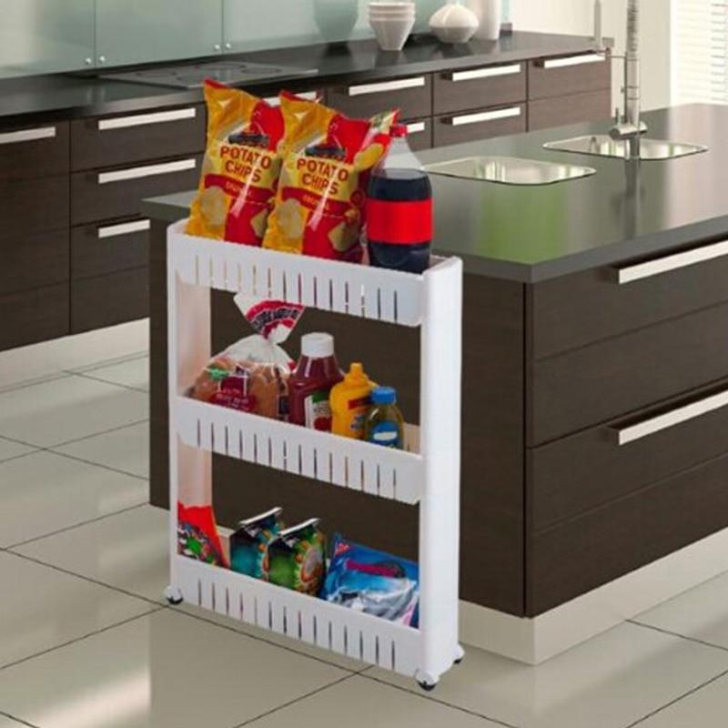 YONTREE 1 Pc. Desmontable, multifuncional, Gap, Rack, Estante, - Organización y almacenamiento en la casa
