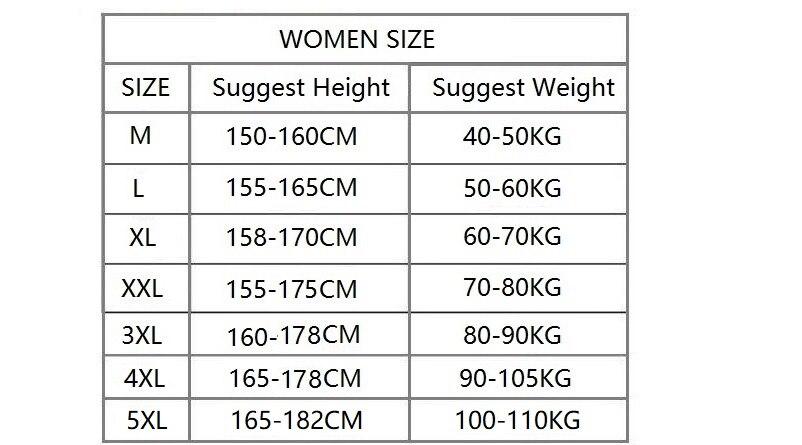 womenM-5XL