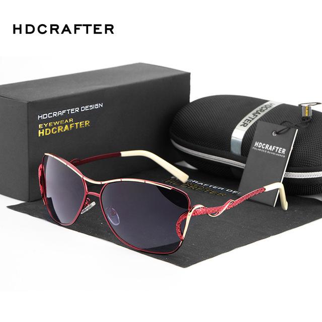De Grandes Dimensões do vintage óculos de sol para as mulheres designer de marca polarizada elegante fresco shades eyewear anteojos óculos de sol espelho feminino