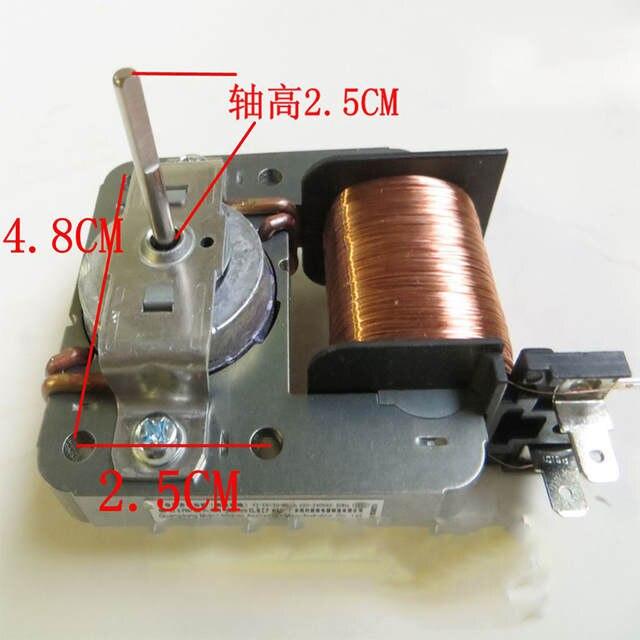 Placeholder 1pcs Microwave Oven Fan Cooling Motor Compatible Model Mdt 10cef Yz E6120