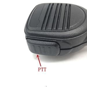 Image 2 - HandfreeลำโพงไมโครโฟนสำหรับMotorola DEP550, DEP570, DP2000, DP2400, DP2600, MTP3250, TETRA MTP3100, TETRA MTP3200ฯลฯเครื่องส่งtalki