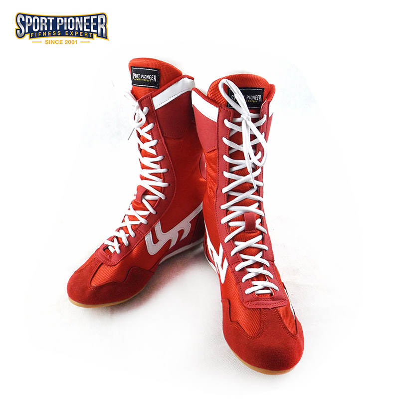 Training, Pioneer, Boxing, End, Leather, Sneakers
