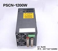 1200 Вт 24 В 50A Один выход импульсный источник питания для светодиодной ленты ac dc SCN 1200 24